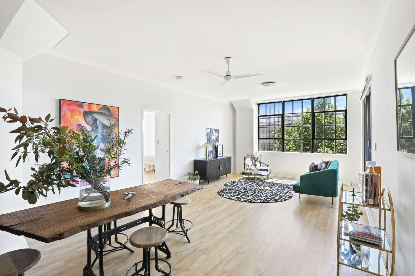 Main view of Homely apartment listing, 308/188 Chalmers Street, Surry Hills, NSW 2010