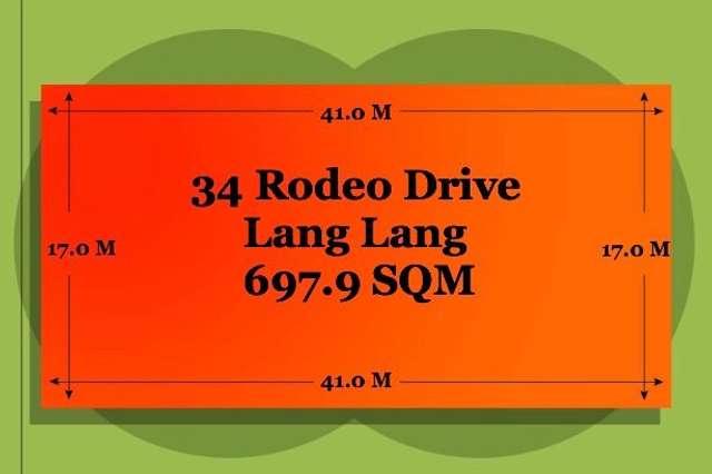 34 Rodeo Drive, Lang Lang VIC 3984