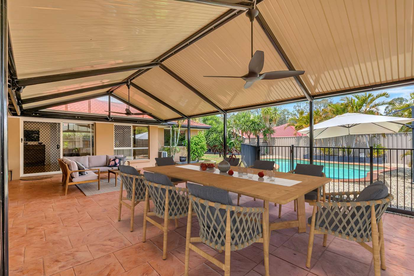 Main view of Homely house listing, 1 Ardath Close, Parkwood, QLD 4214