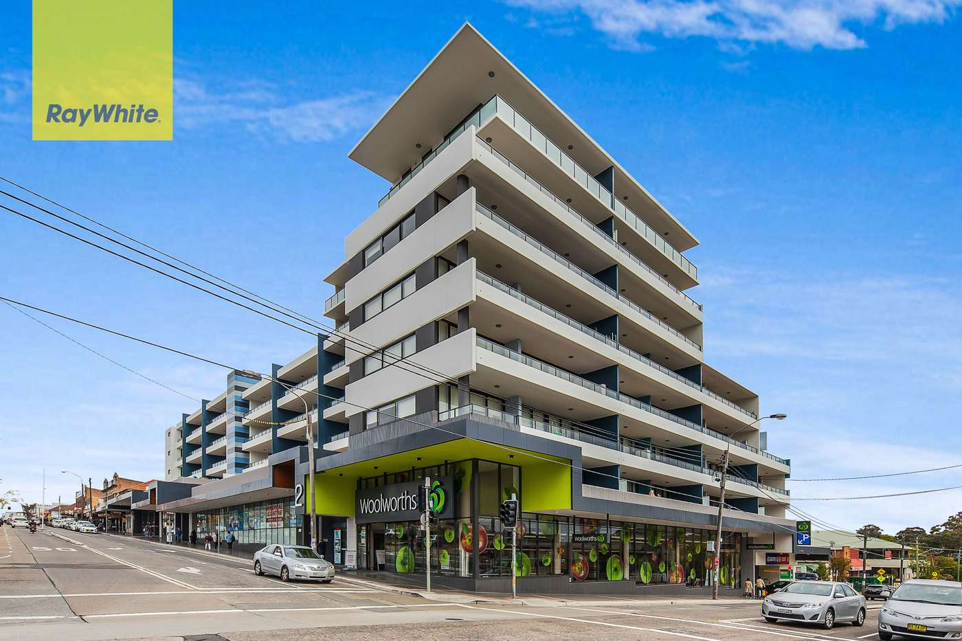 Main view of Homely unit listing, 8/6 Haldon Street, Lakemba, NSW 2195