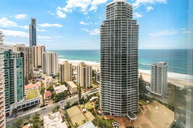 2501/9 Hamilton Avenue, Surfers Paradise QLD 4217