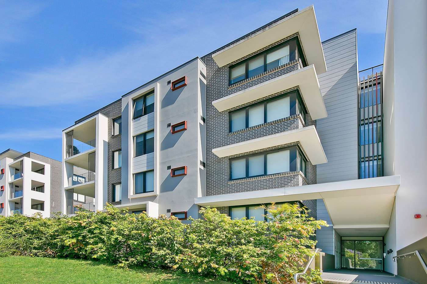 Main view of Homely apartment listing, 43/17-25 Boundary Street, Roseville, NSW 2069
