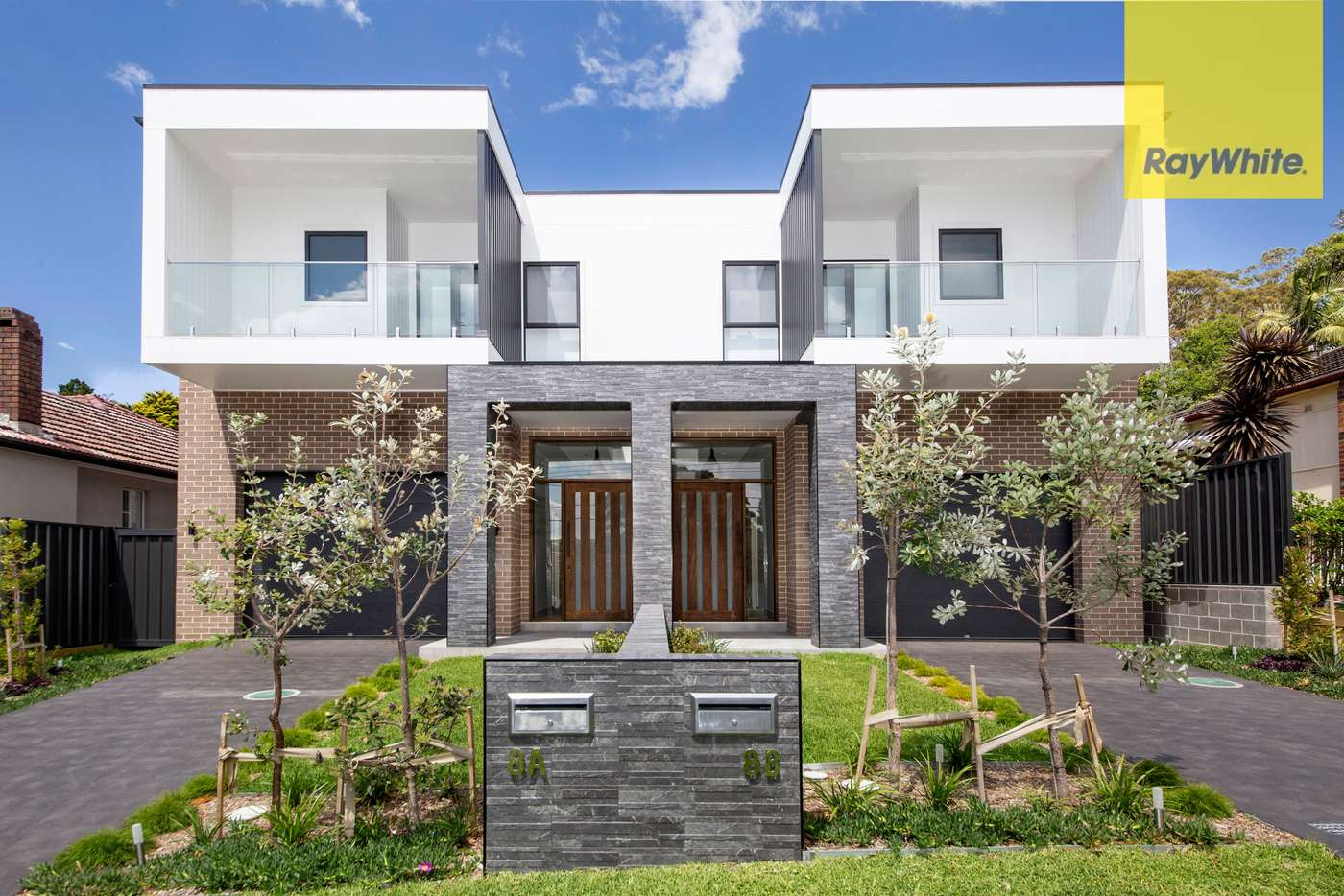 Main view of Homely semidetached listing, 8A Rawson Parade, Caringbah South, NSW 2229