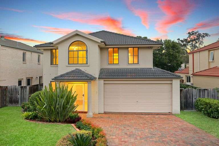Main view of Homely house listing, 12 Millcroft Way, Beaumont Hills, NSW 2155