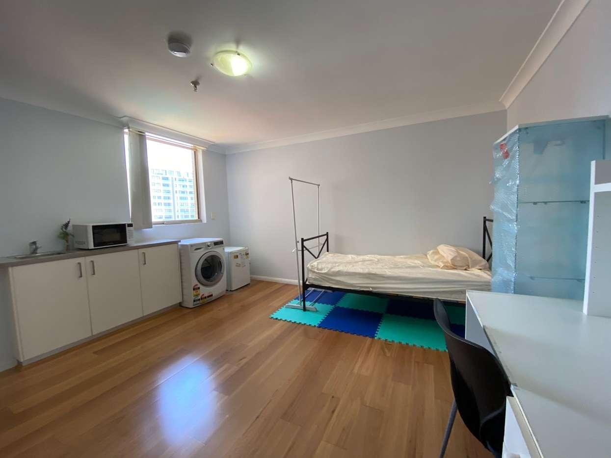 Main view of Homely studio listing, 62B/17 Macmahon, Hurstville, NSW 2220