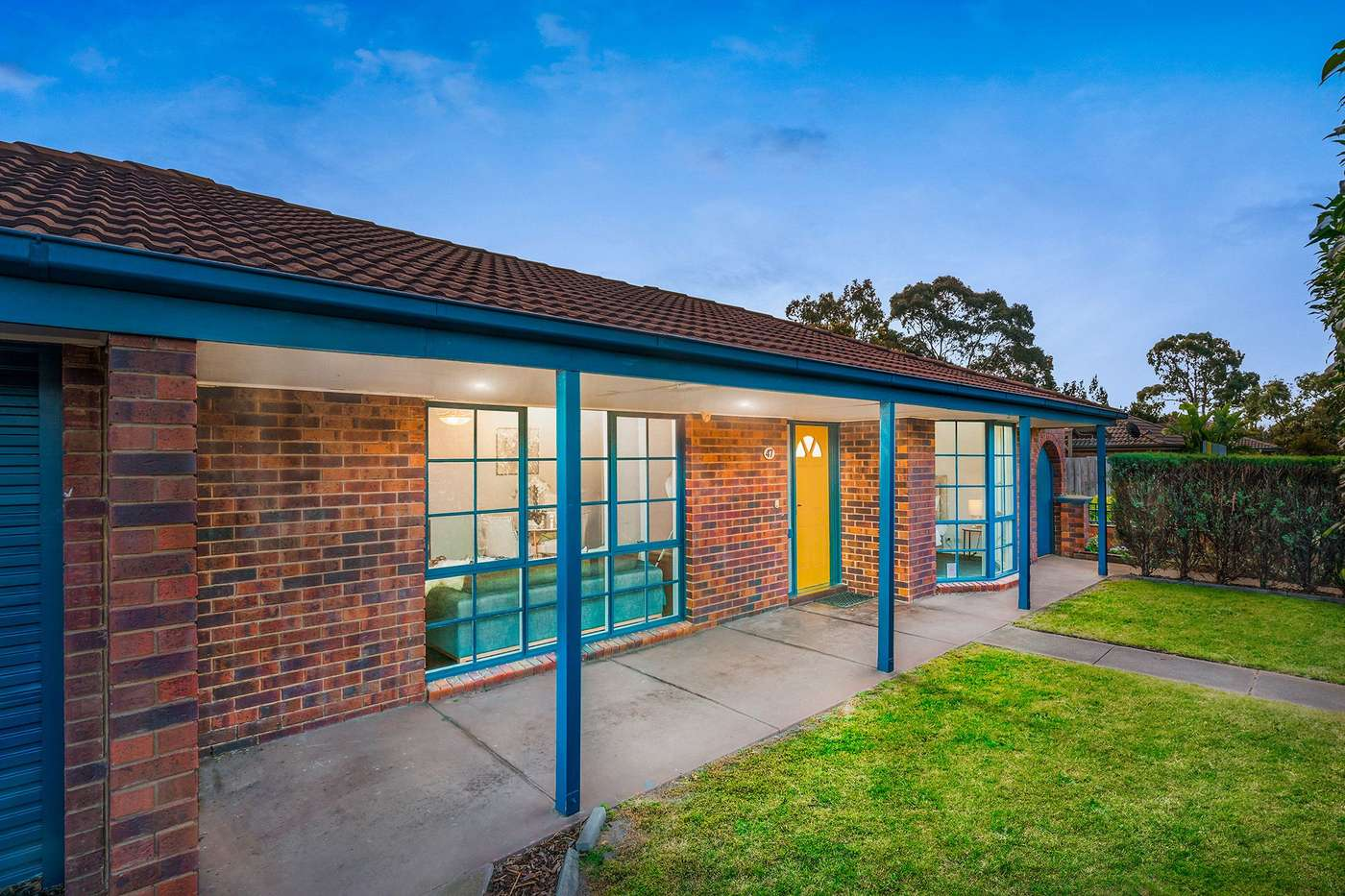 Main view of Homely house listing, 47 Shearwater Drive, Carrum Downs, VIC 3201