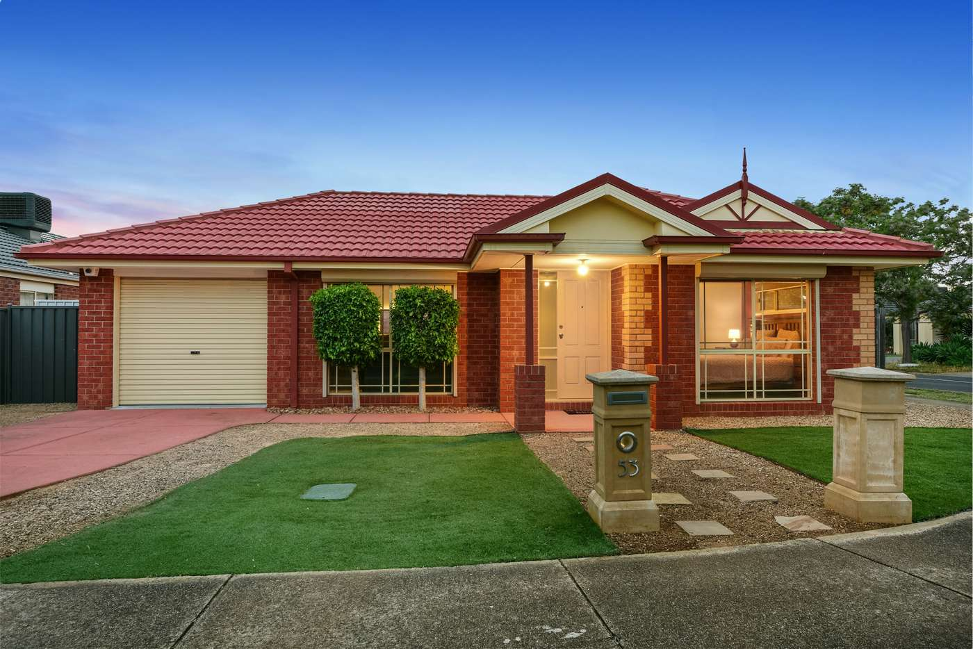 Main view of Homely house listing, 53 Heysen Parkway, Caroline Springs VIC 3023