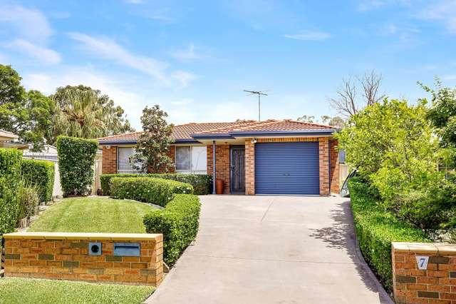 7 Punka Place, Glenmore Park NSW 2745