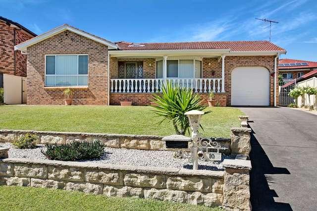 10 Leonello Place, Edensor Park NSW 2176