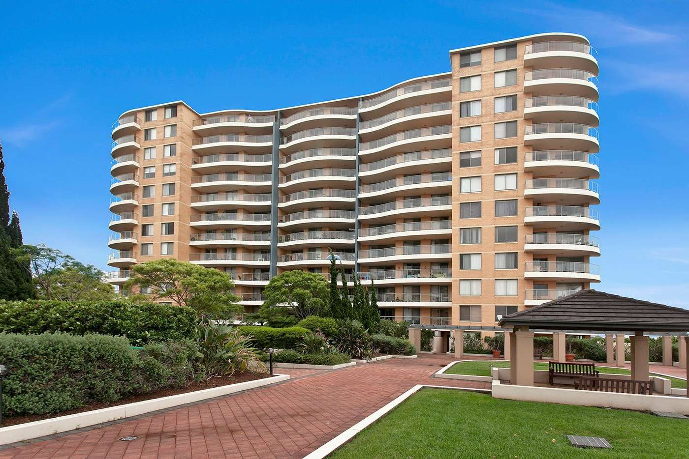 Main view of Homely apartment listing, 606/5 Rockdale Plaza Drive, Rockdale NSW 2216