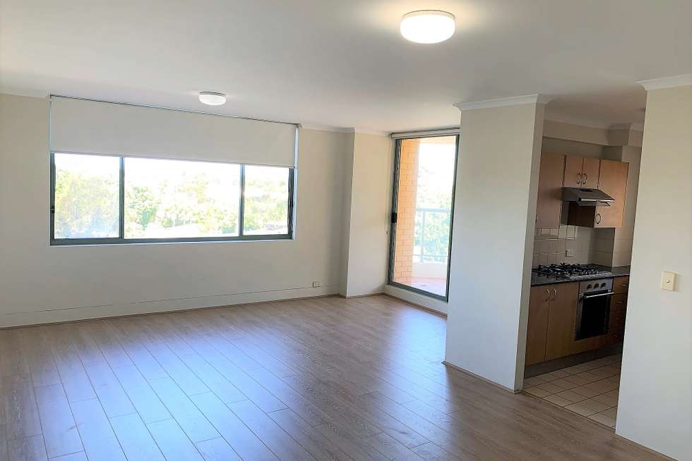 Third view of Homely apartment listing, 606/5 Rockdale Plaza Drive, Rockdale NSW 2216