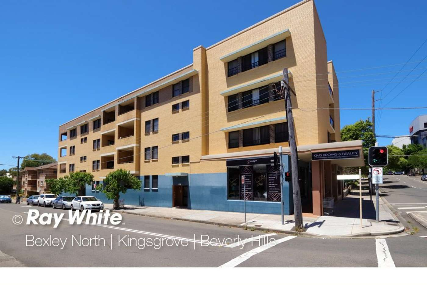 Main view of Homely unit listing, 6/38 The Avenue, Hurstville NSW 2220