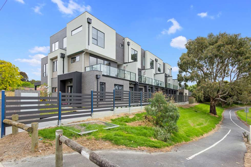 Third view of Homely townhouse listing, 4/256 Wantirna Road, Wantirna VIC 3152