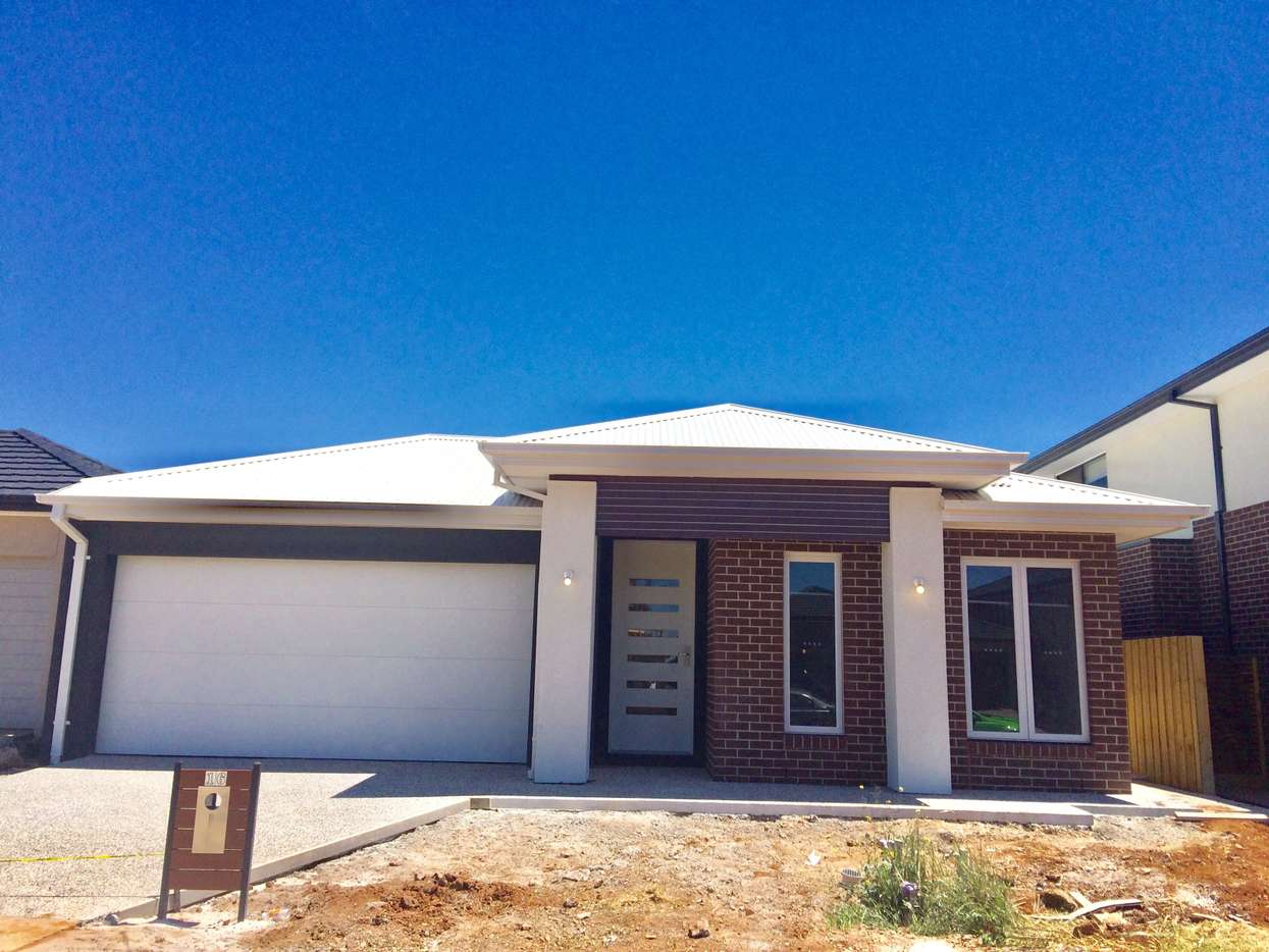 Main view of Homely house listing, 16 Commonwealth Drive, Aintree, VIC 3336