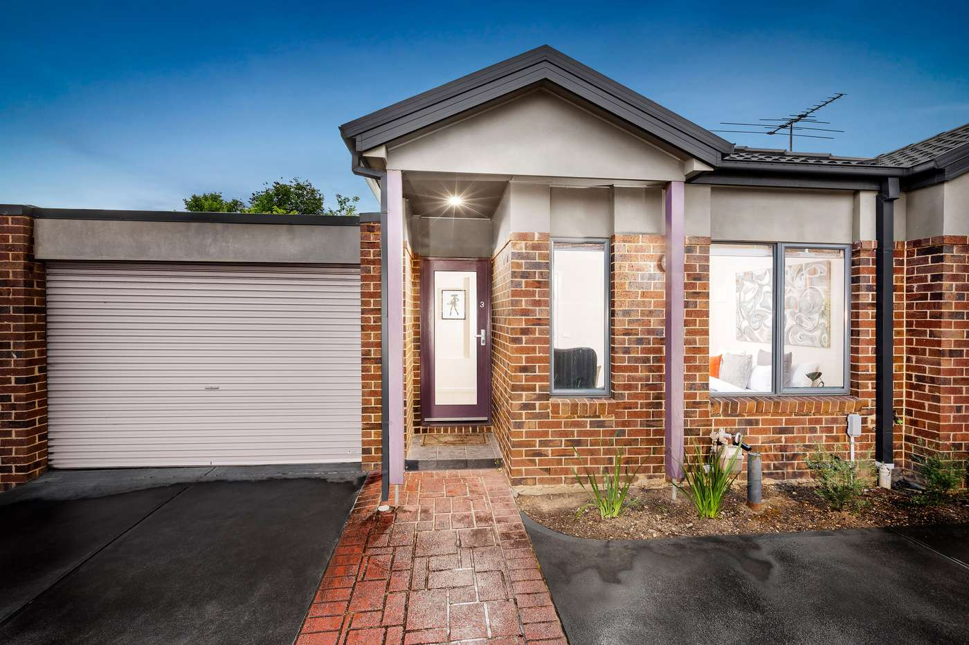 Main view of Homely unit listing, 3/37 Cash Street, Kingsbury, VIC 3083