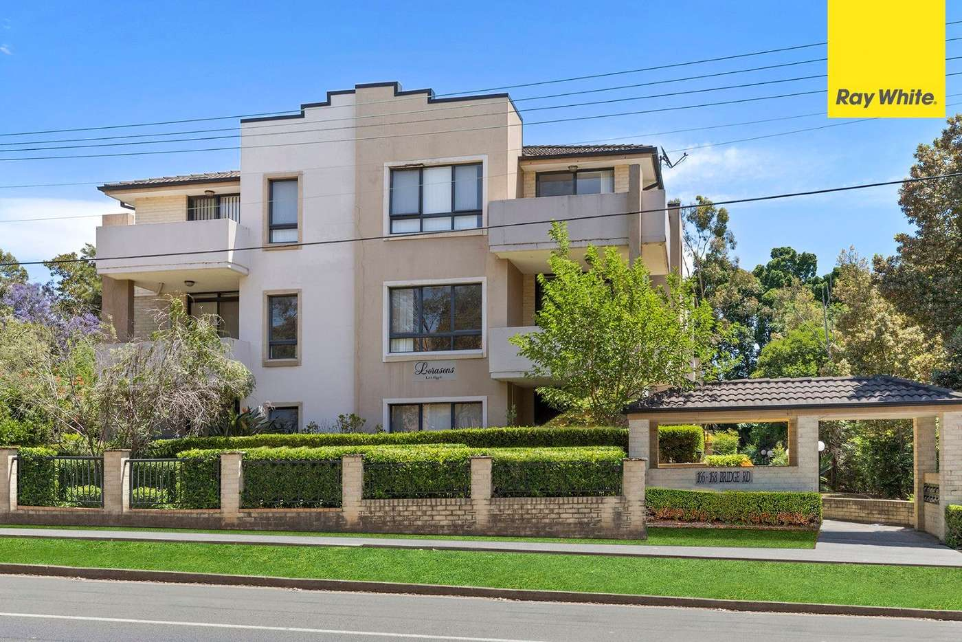 Main view of Homely unit listing, 3/166-168 Bridge Road, Westmead NSW 2145