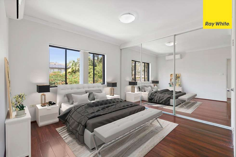 Third view of Homely unit listing, 3/166-168 Bridge Road, Westmead NSW 2145