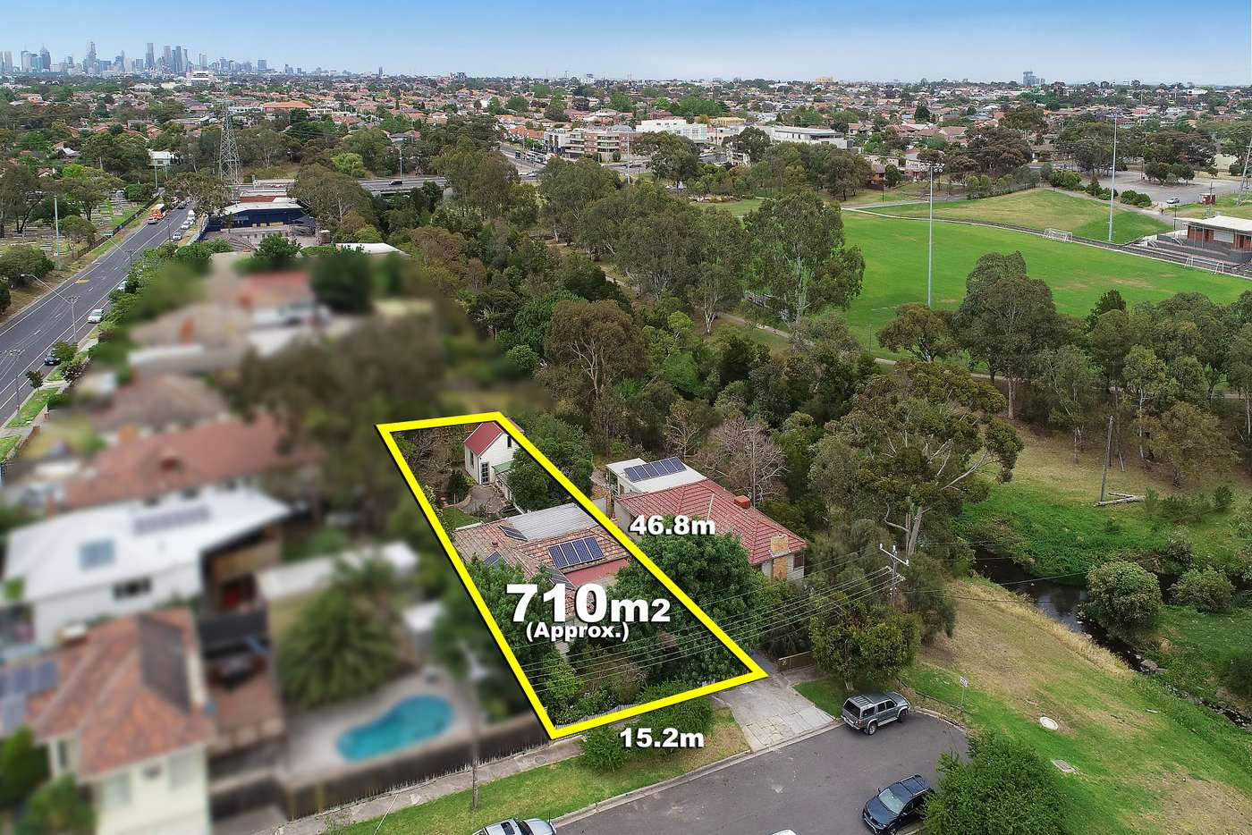 Main view of Homely house listing, 1 Booth Street, Coburg VIC 3058
