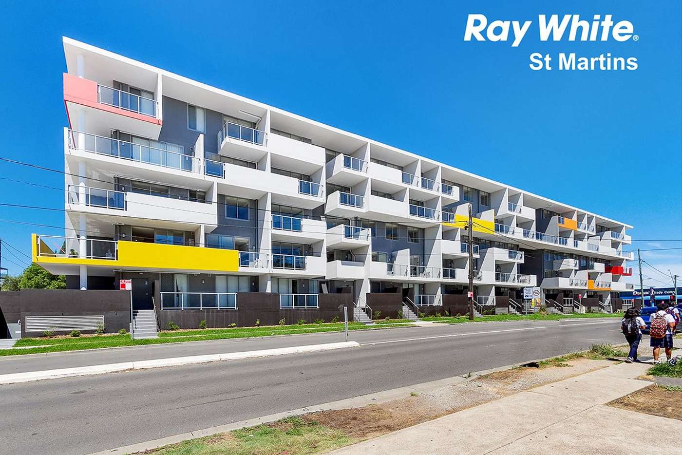 Main view of Homely apartment listing, 210/12 Fourth Avenue, Blacktown NSW 2148