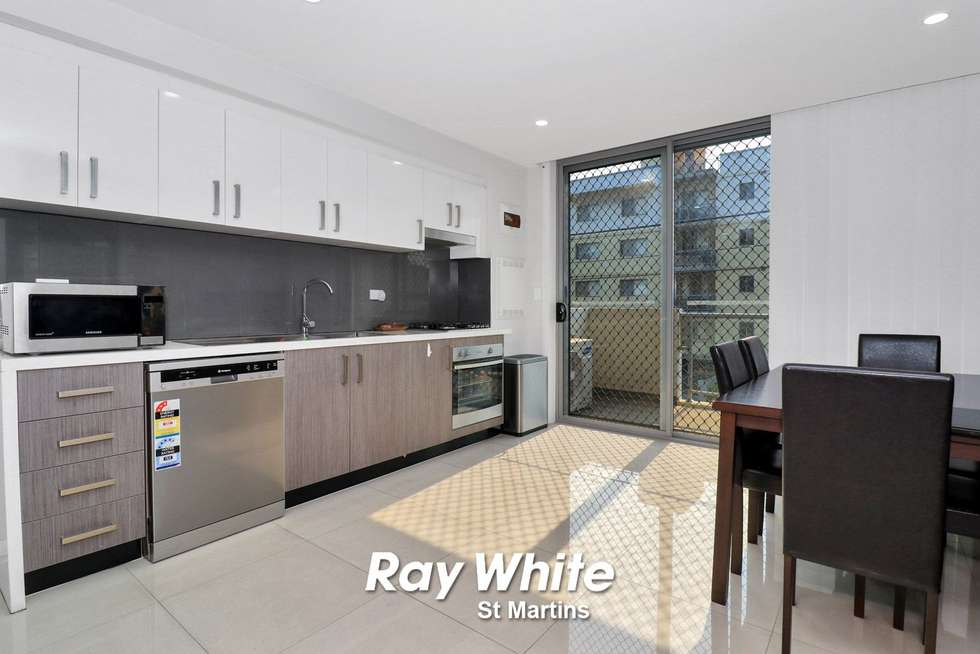 Second view of Homely apartment listing, 210/12 Fourth Avenue, Blacktown NSW 2148