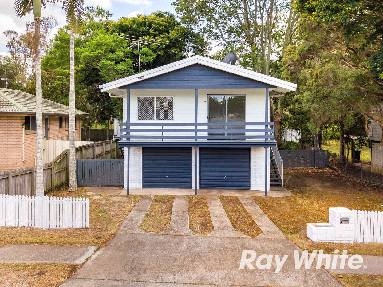 Main view of Homely house listing, 34 Omar Street, Woodridge, QLD 4114