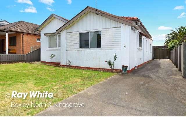 4 Airedale Avenue, Earlwood NSW 2206