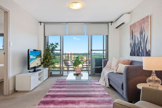 33/93-103 Pacific Highway, Hornsby NSW 2077