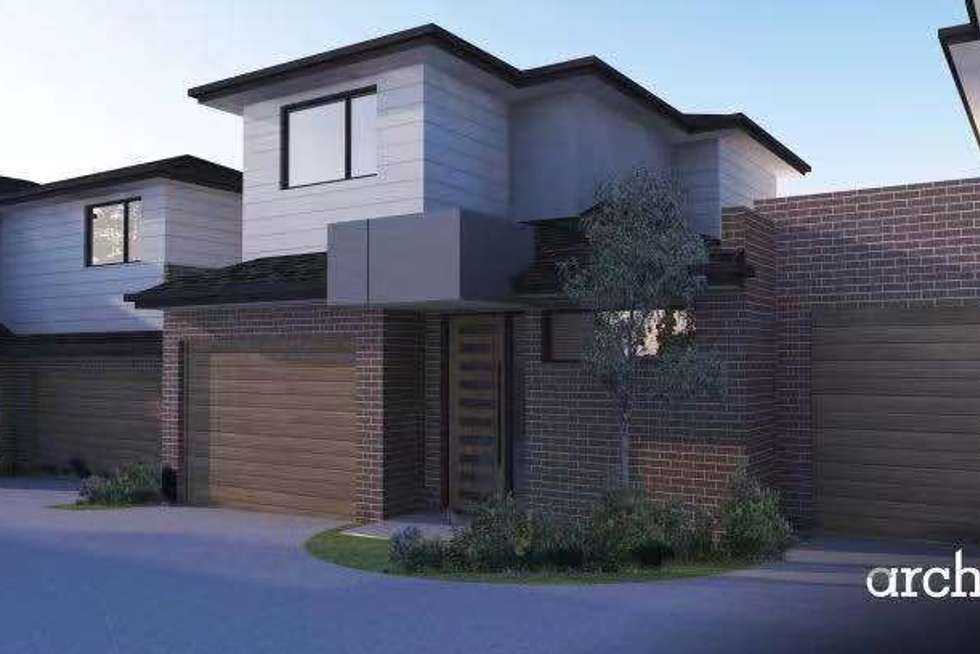 Second view of Homely townhouse listing, 41 Shannon Street, Box Hill North VIC 3129