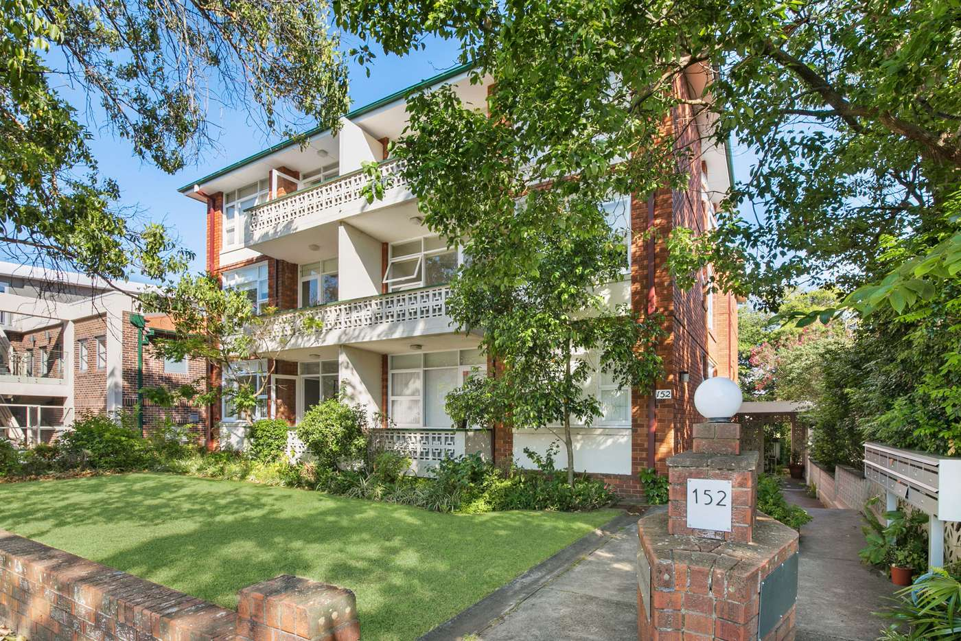 Main view of Homely apartment listing, 1/152 Raglan Street, Mosman NSW 2088