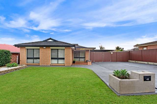 48 Glen Elgin Crescent, Edensor Park NSW 2176