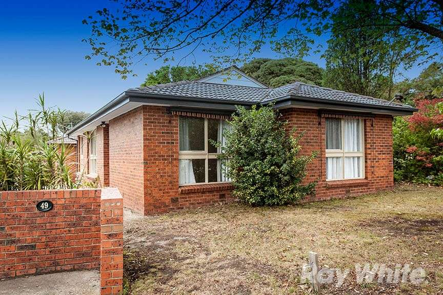 Main view of Homely unit listing, 1/49 McCulloch Street, Nunawading, VIC 3131