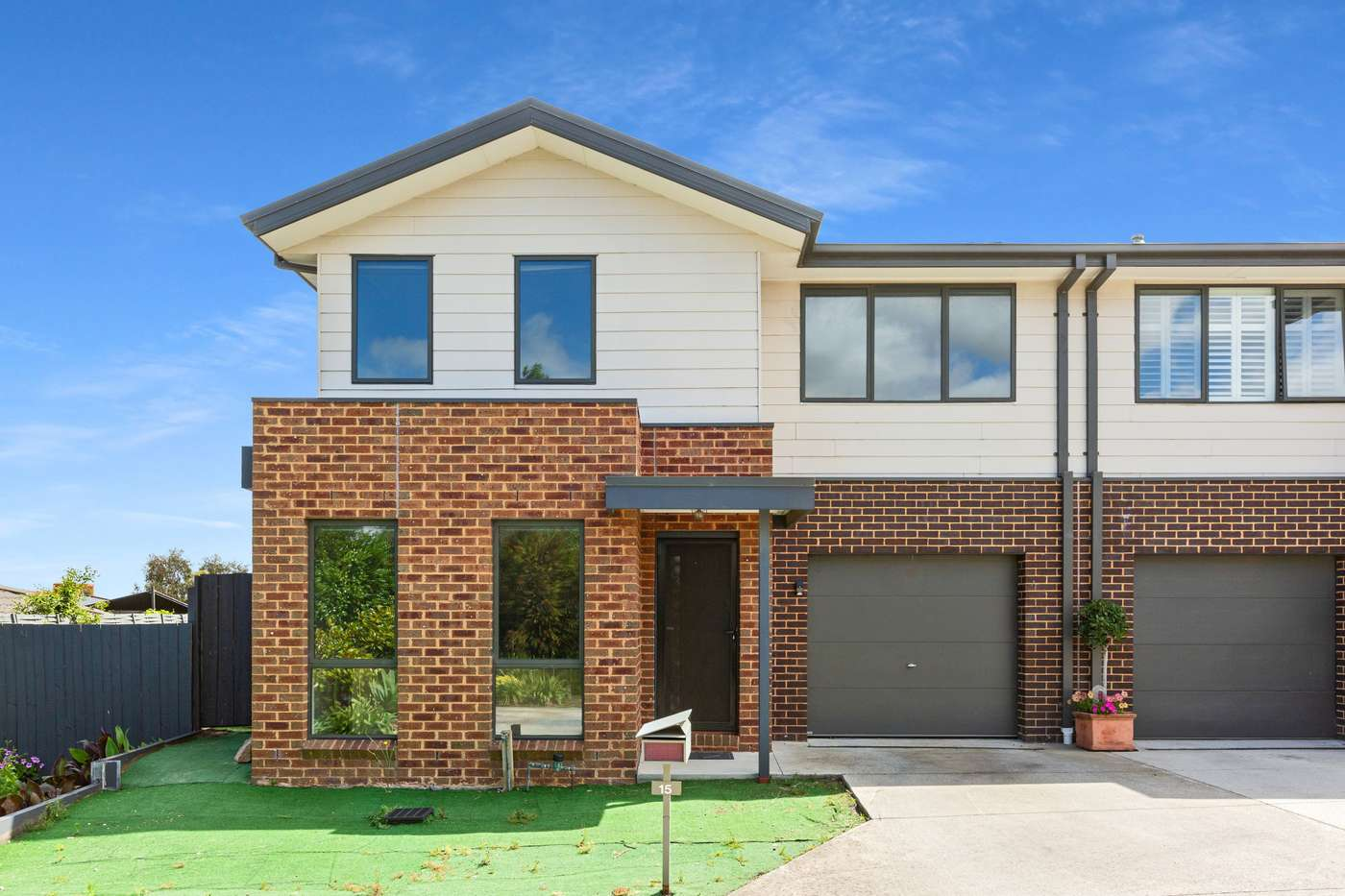 Main view of Homely townhouse listing, 15/11 Brunnings Road, Carrum Downs, VIC 3201