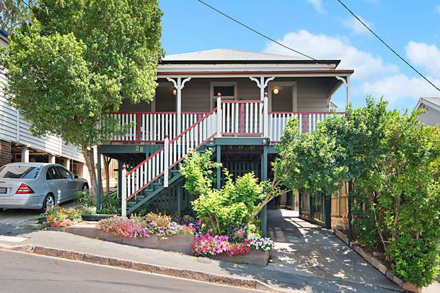 28 Sheriff Street, Petrie Terrace QLD 4000