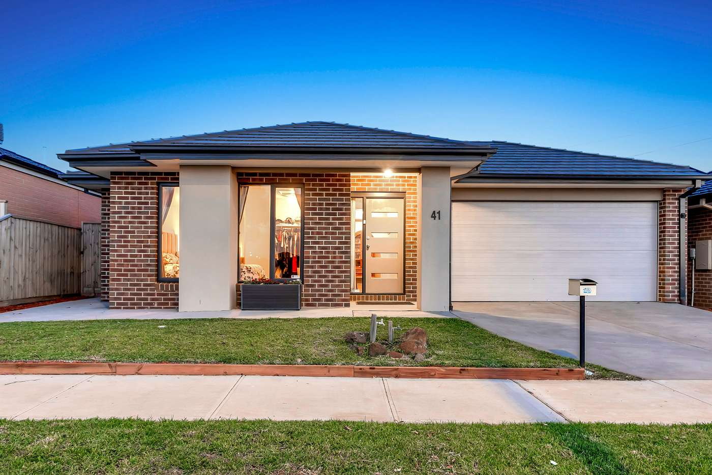 Main view of Homely house listing, 41 Treeve Parkway, Werribee, VIC 3030