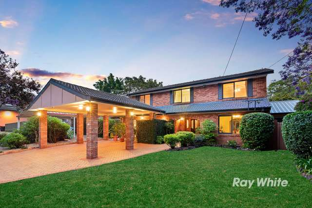 10 George Mobbs Drive, Castle Hill NSW 2154