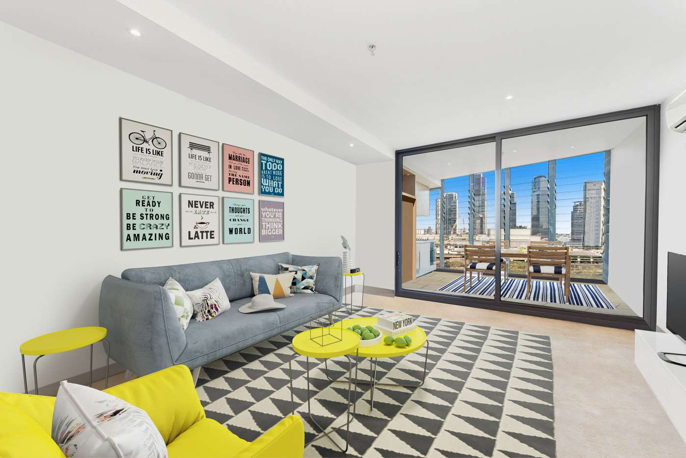 Main view of Homely apartment listing, 1004/565 Flinders Street, Melbourne, VIC 3000