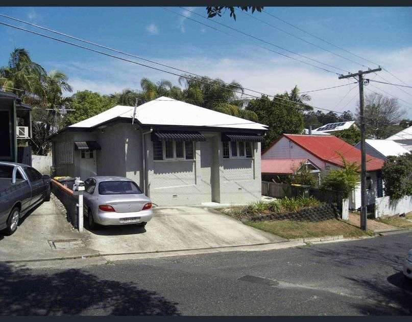 Main view of Homely semidetached listing, 61A Glen Street, Kelvin Grove, QLD 4059