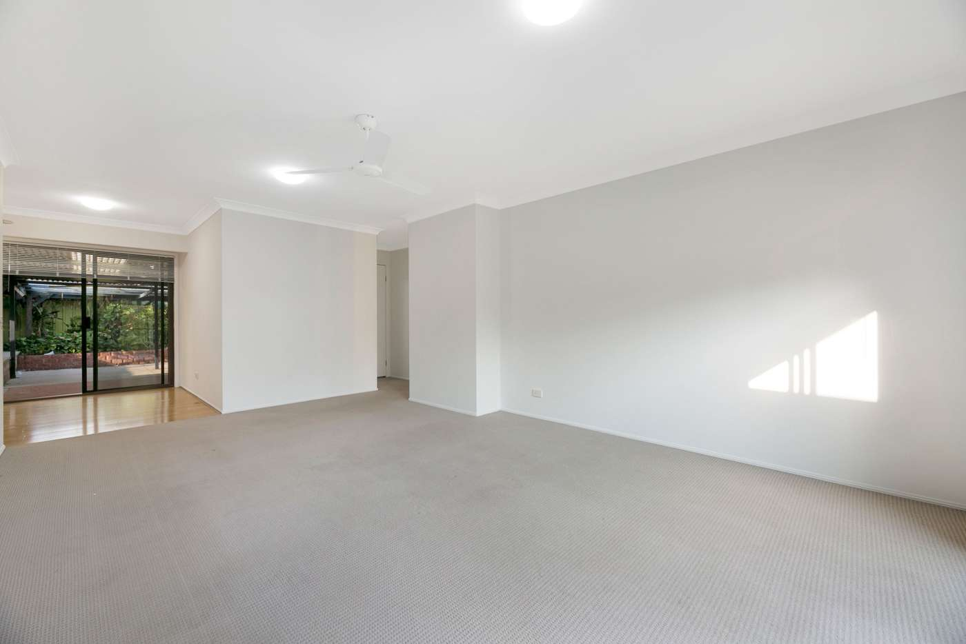Main view of Homely semiDetached listing, 1/16 Montezuma Drive, Burleigh Waters QLD 4220