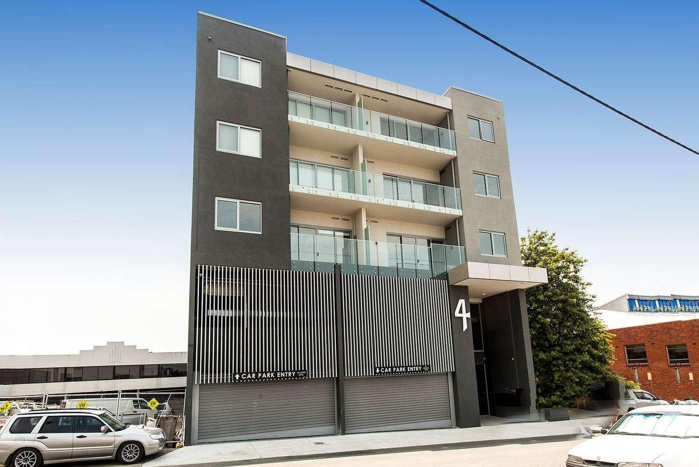 Main view of Homely apartment listing, 206/4 Villa Street, Heidelberg, VIC 3084