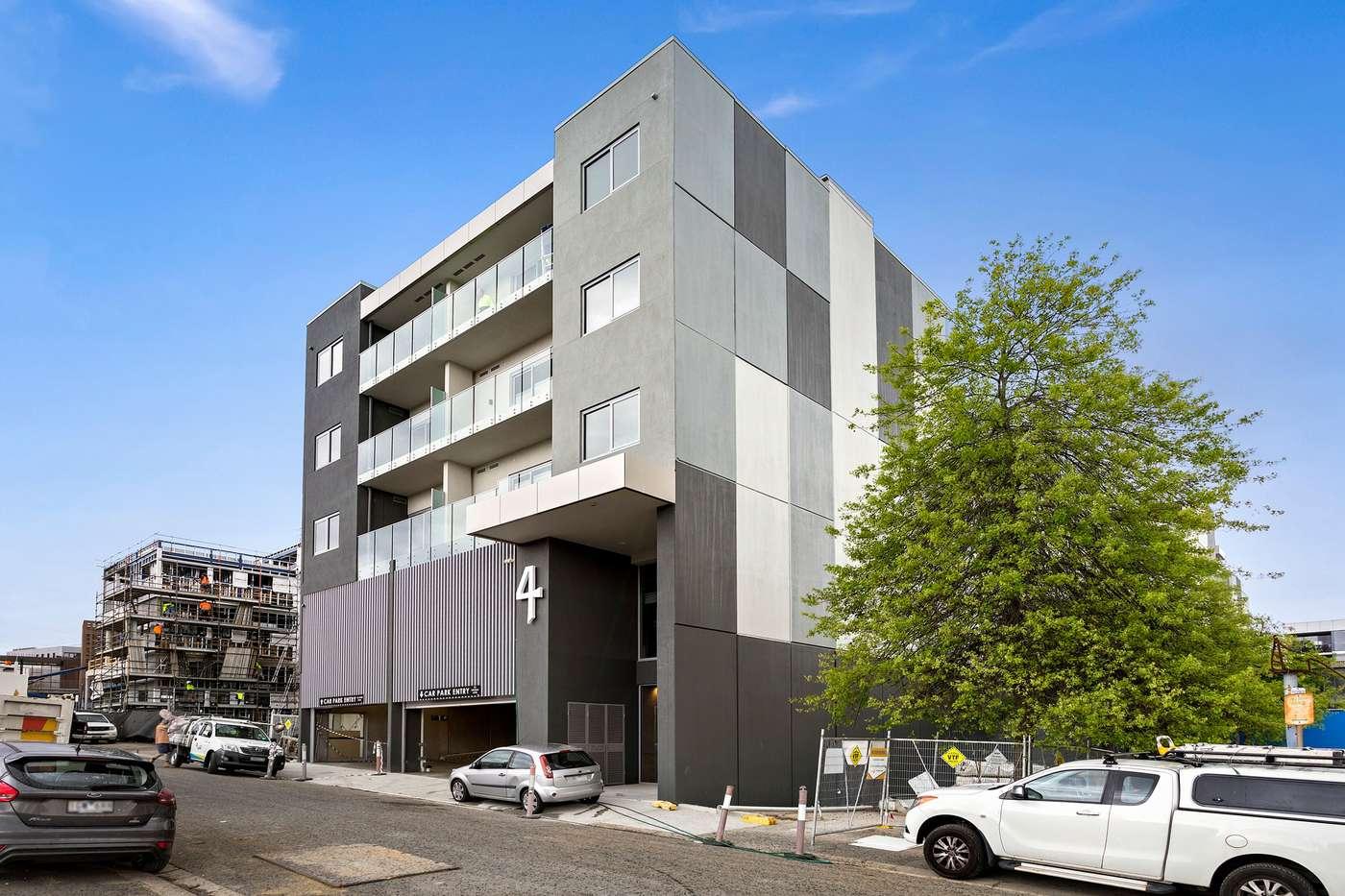 Main view of Homely apartment listing, 306/4 Villa Street, Heidelberg, VIC 3084