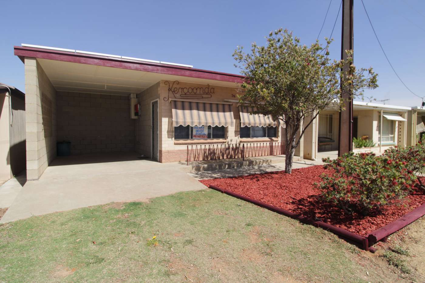 Main view of Homely house listing, 26 Queen Elizabeth Drive, Barmera SA 5345