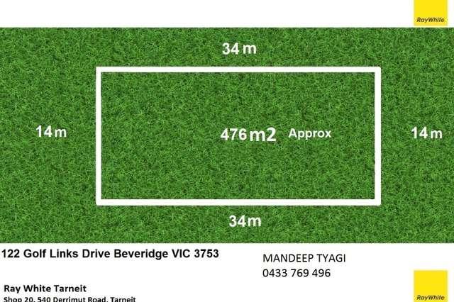 122 Golf Links Drive, Beveridge VIC 3753
