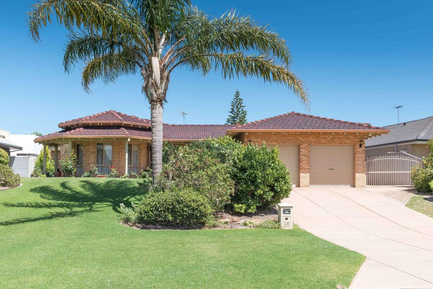 Main view of Homely house listing, 26 Montague Way, Kallaroo, WA 6025