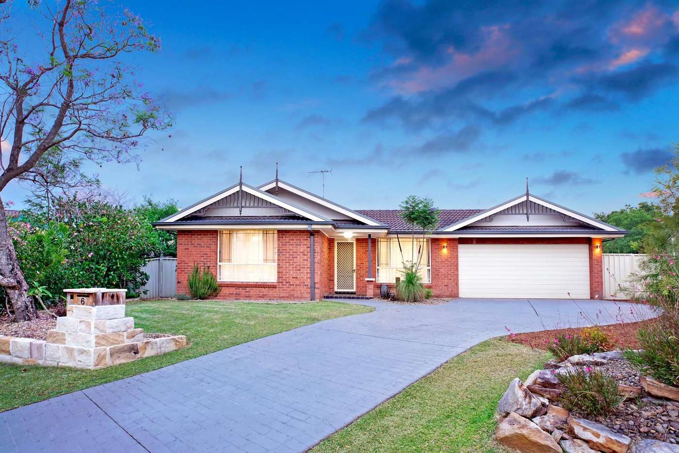 Main view of Homely house listing, 6 Staples Place, Glenmore Park, NSW 2745