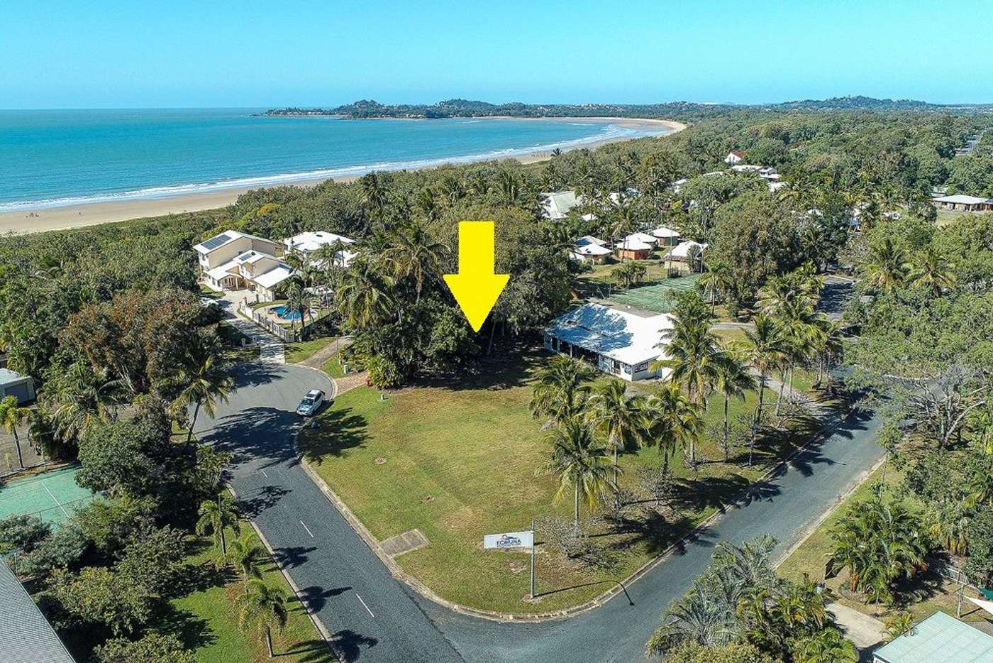 Main view of Homely house listing, Lot 65 Homestead Bay Avenue cnr Griffin Avenue, Bucasia QLD 4750