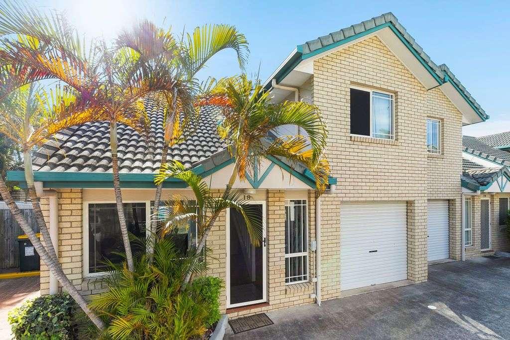 Main view of Homely townhouse listing, 18/16 Washington Avenue, Tingalpa, QLD 4173