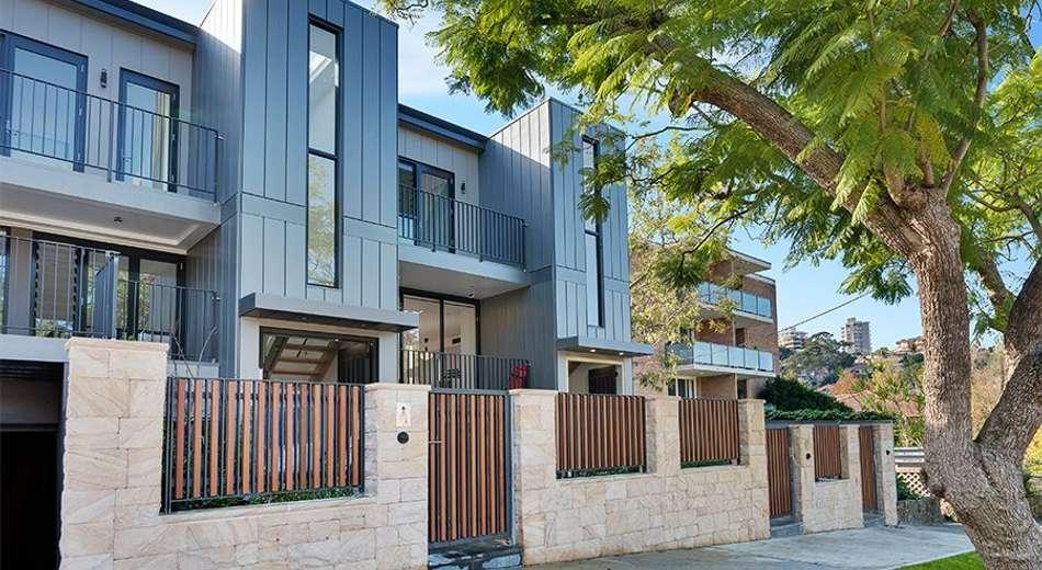 5/14 Eaton Street, Neutral Bay NSW 2089