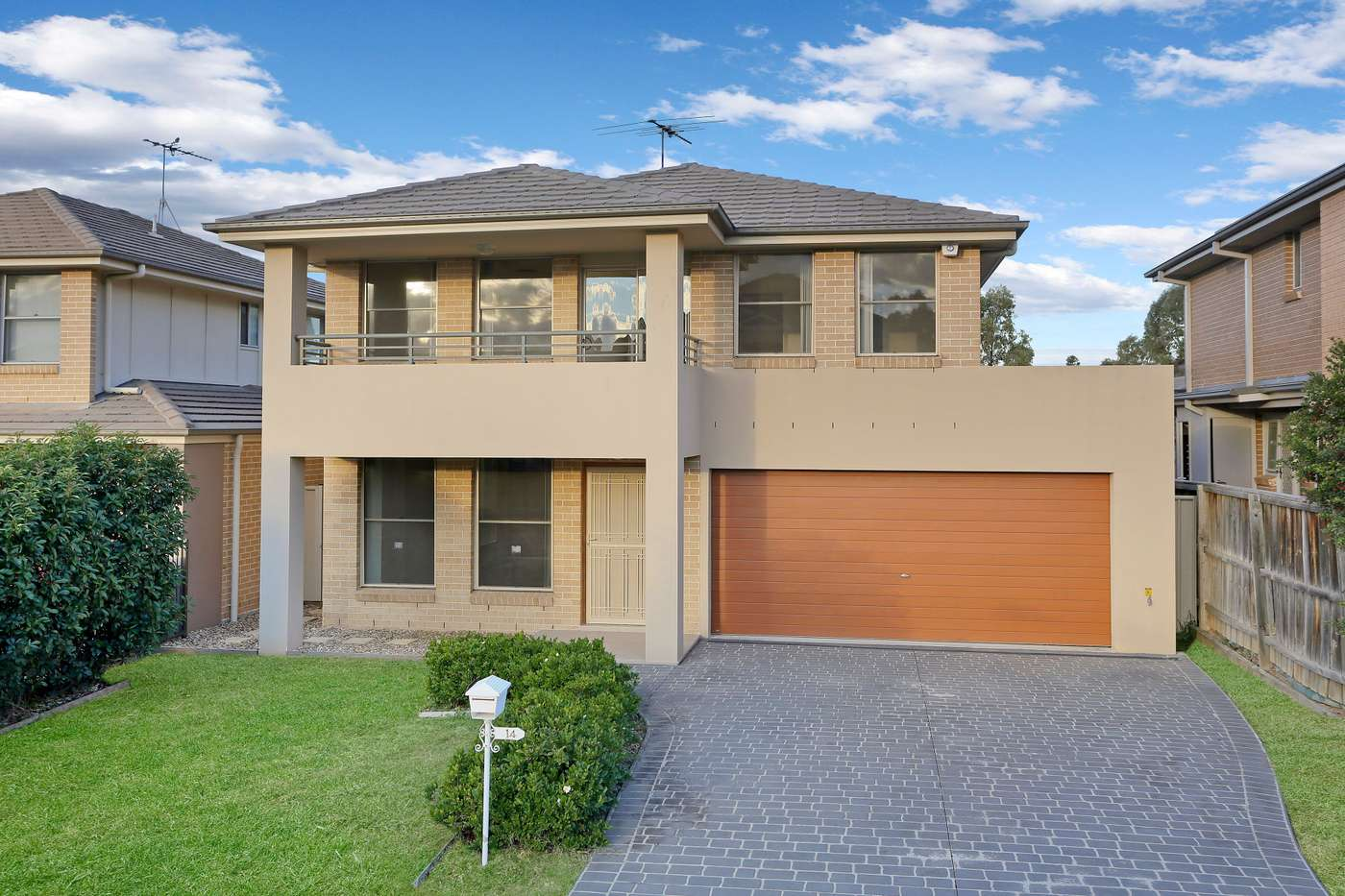 Main view of Homely house listing, 14 Rosebrook Avenue, Kellyville Ridge, NSW 2155