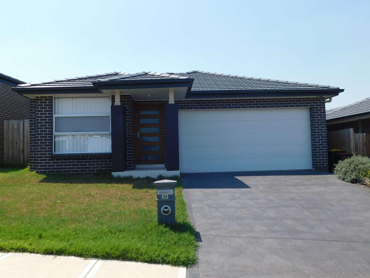 Main view of Homely house listing, 36 Higgins Avenue, Elderslie, NSW 2570