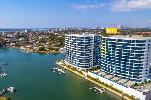 3805/5 Harbour Side Court, Biggera Waters QLD 4216